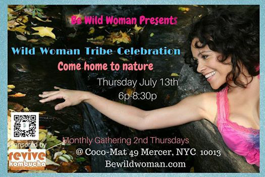 be wild woman event